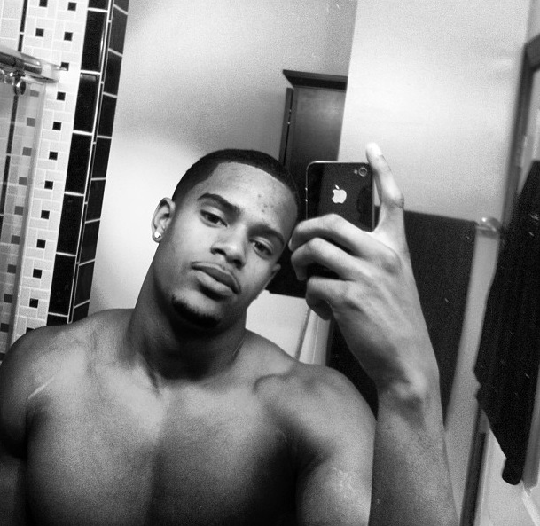 Trey Songz' Brother Nude Photo Leak-621-8