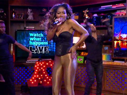 Andy Cohen BLASTS Kenya Moore For Lying-726-1
