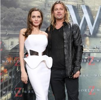 Are Brad and Angelina Planning A Marriage At Sea-717-1