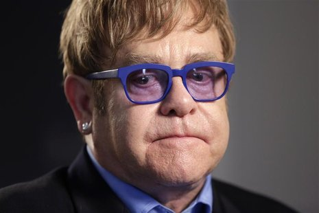 Elton John Slams The Voice-703-1