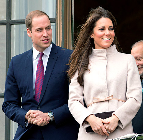 Kate Middleton and Prince William's Joint Statement about Royal Baby-723-1