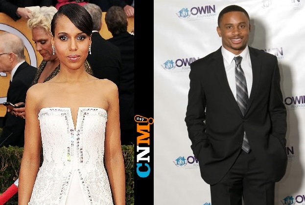 Kerry Washington Marries NFL'er Nnamdi Asomugha-703-2