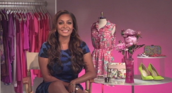 La La Anthony Dishes on Marriage To Carmelo-723-1