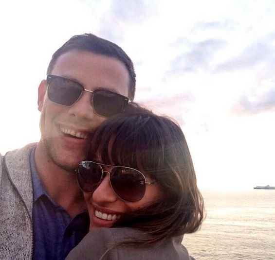 Lea Michele Breaks Her Silence about Cory Monteith-729-1