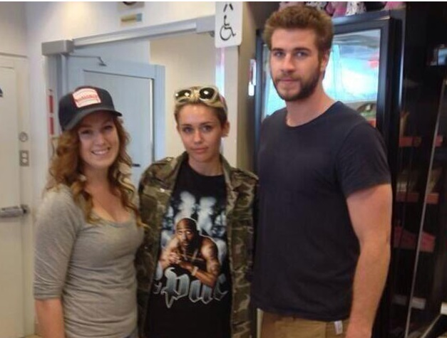 Miley Cyrus and Liam Hemsworth Back Together-711-1