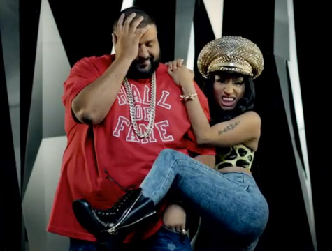 Nicki Minaj Confesses Khaled Proposal Was A Publicity Stunt-730-1