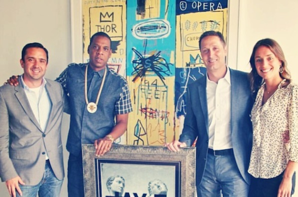 Samsung Defends Jay-Z's Magna Carta Holy Grail app-717-2