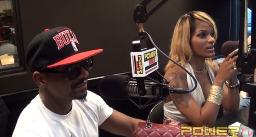 Stevie J and Joseline Spin-off In Works-729-1