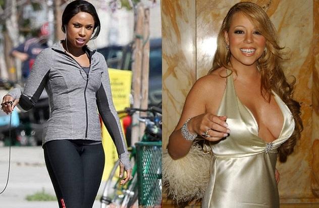 Jennifer Hudson Causes Mariah Carey to Lose Endorsement-815-1