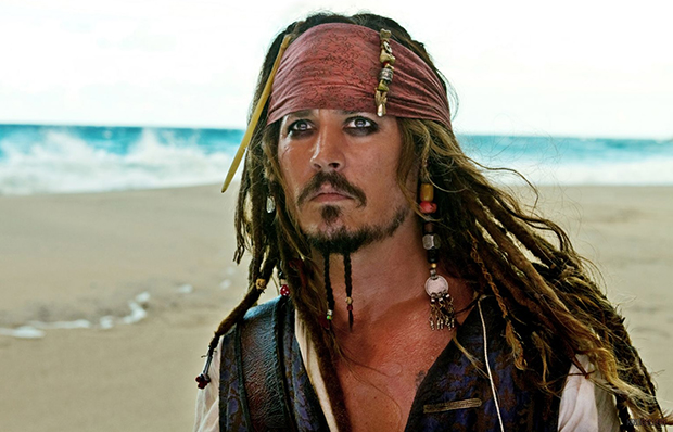 Johnny Depp Returns In Pirates of the Caribbean-Dead Men Tell No Tales-823-1