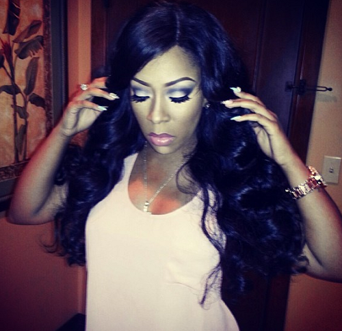 k michelle hairstyles for 2013 hairstylegalleriescom