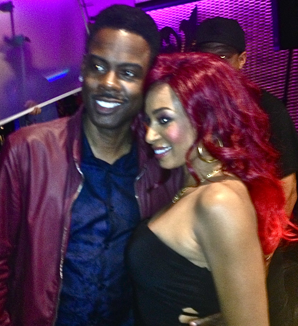 Karlie Redd and Chris Rock-806-1