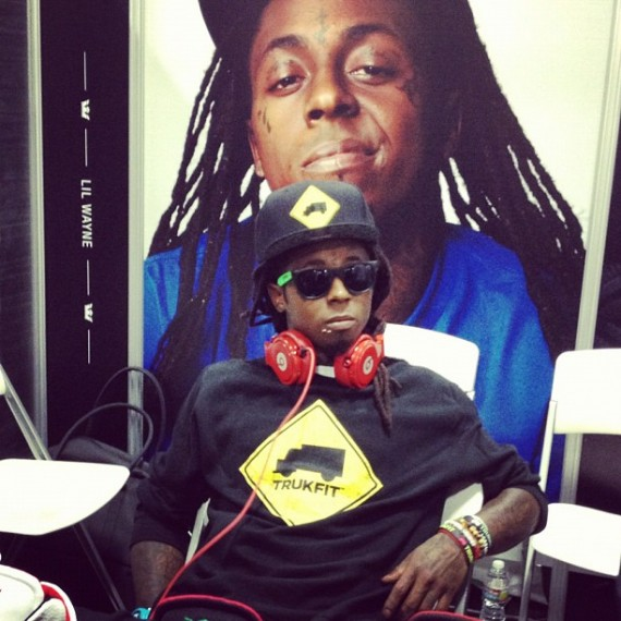 Lil Wayne Apologizes For Lackluster Music-825-1