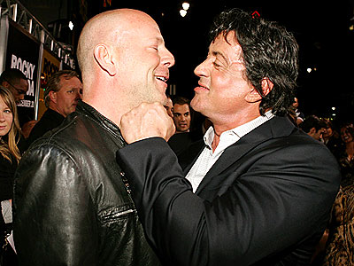 Why Did Sylvester Stallone FIRE Bruce Willis-808-1