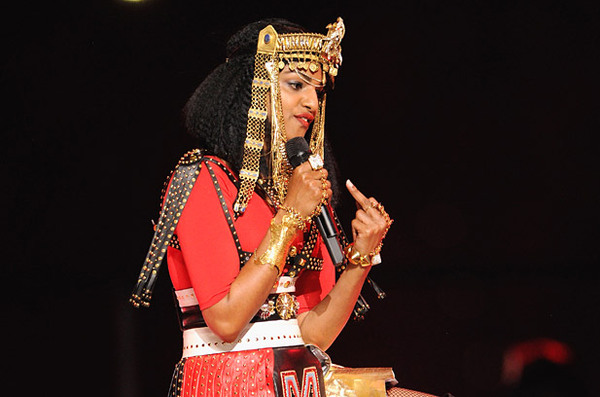 M.I.A. Being Sued by the NFL -919-1