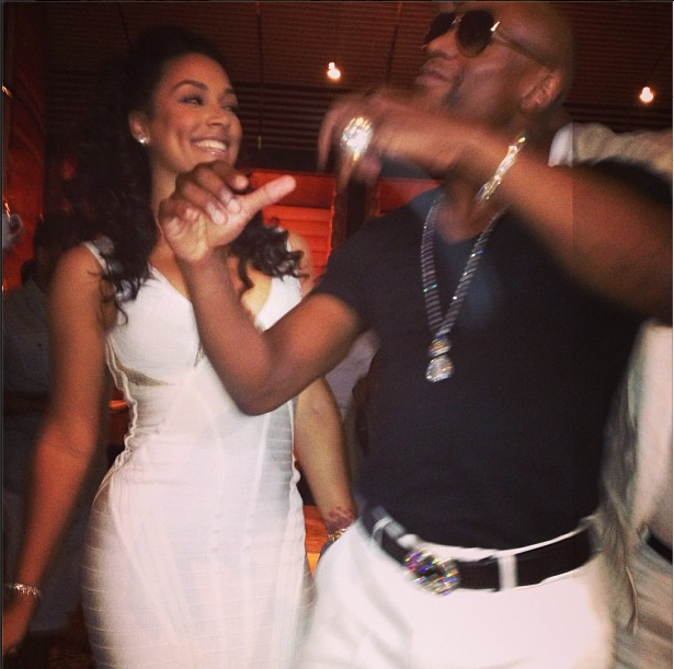 Floyd mayweather getting married celebnmusic247