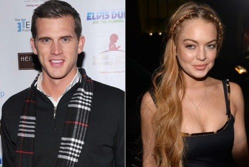 Matt dating lindsay lohan