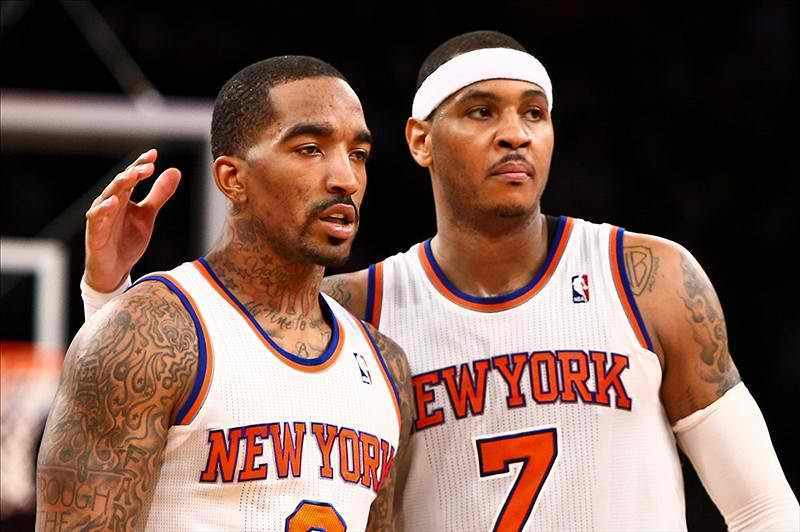Carmelo Anthony Tellls J.R. Smith-To Change His Life-1025-1