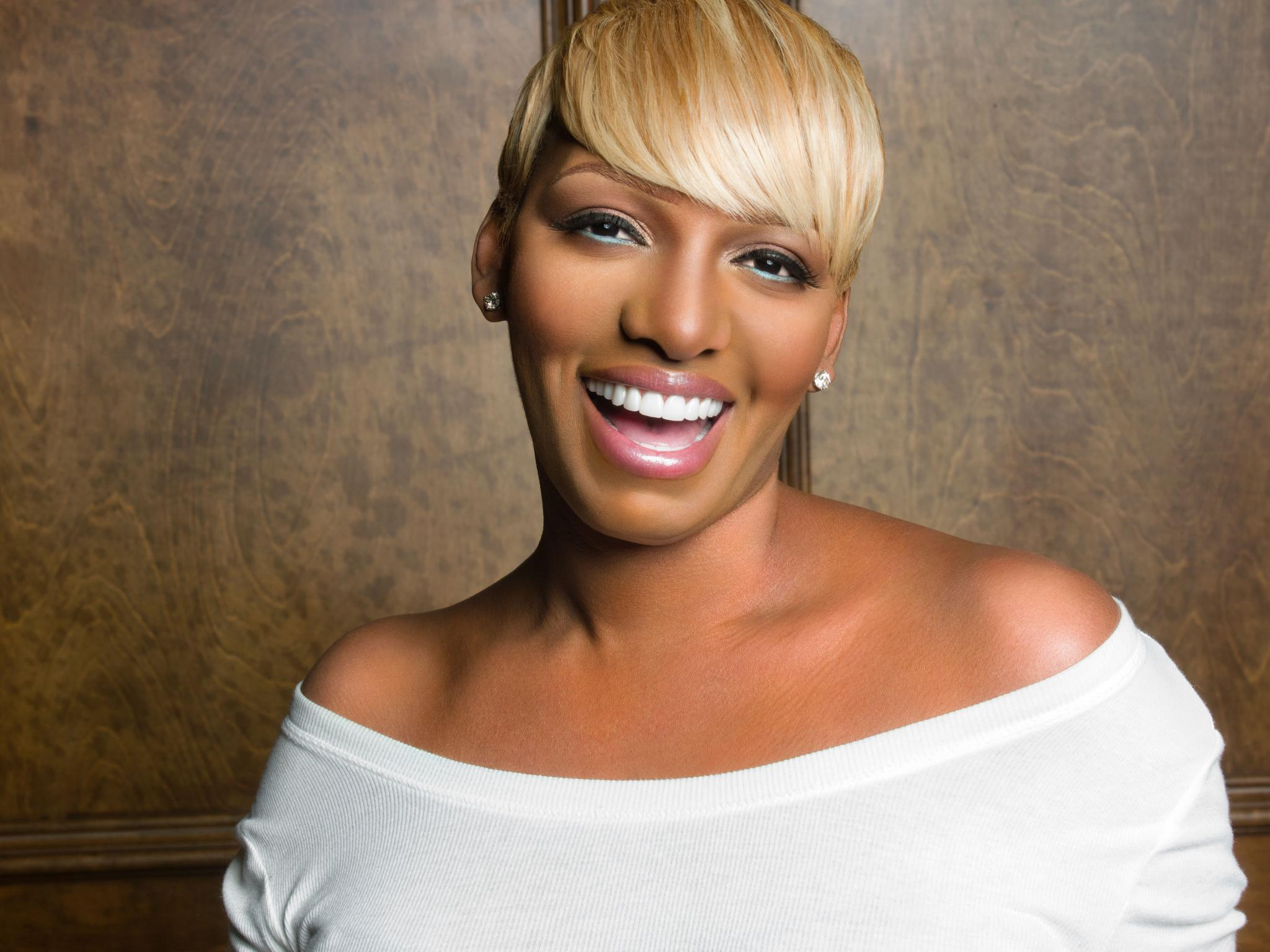 Gay Twerking Man Crashed NeNe and Gregg Leakes Wedding-120-1
