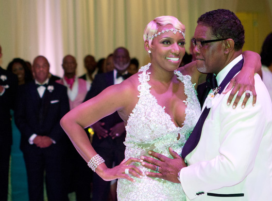 Gay Twerking Man Crashed NeNe and Gregg Leakes Wedding-120-2