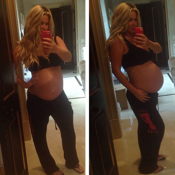 Kim Zolciak 'Closing Up Shop' After Birth of The Twins-120-1
