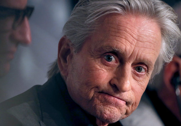 michael douglas lied about throat cancer celebnmusic247. Black Bedroom Furniture Sets. Home Design Ideas