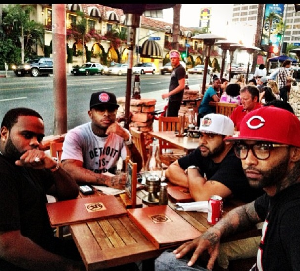 Slaughterhouse Kills it With BET Cyphers-115-1