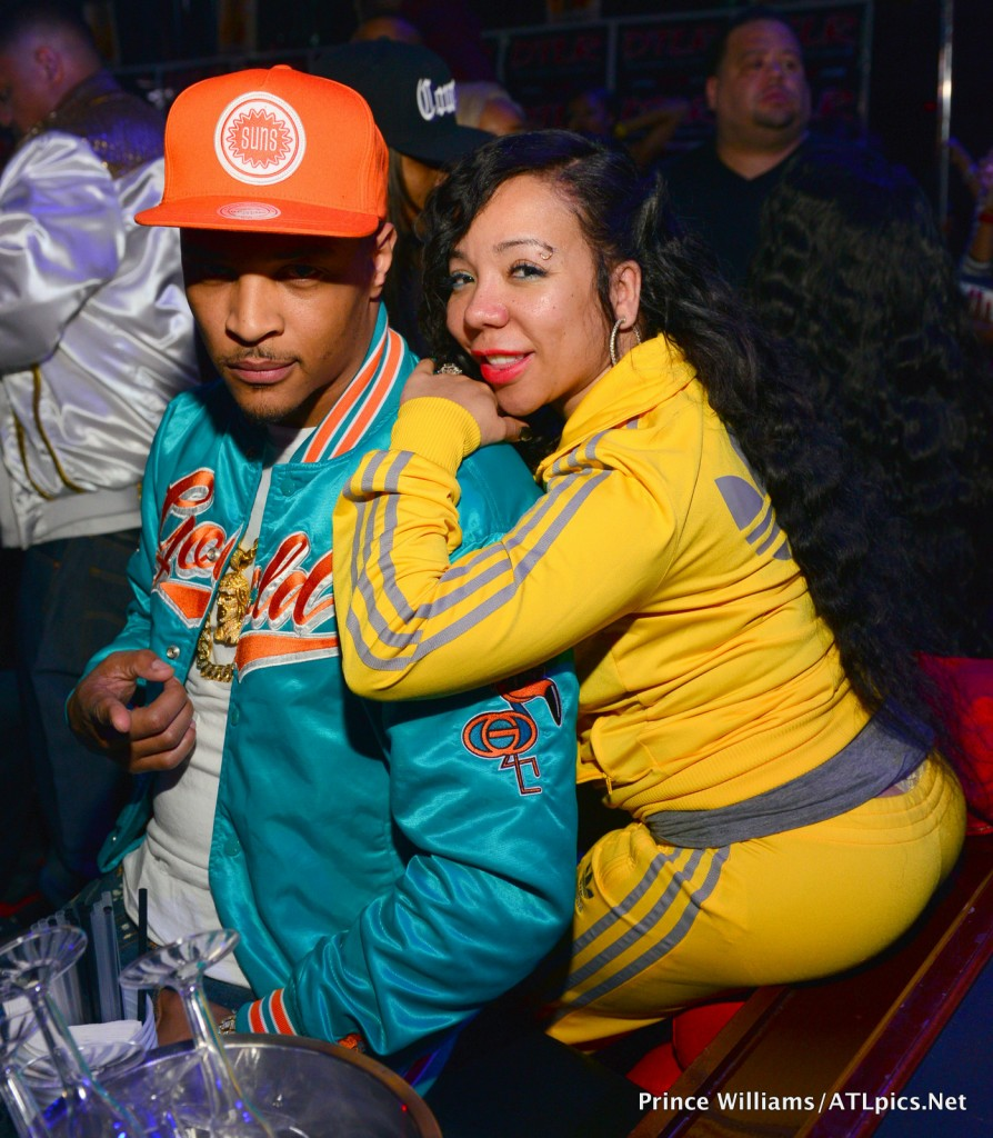 T.I. and his wife Tiny Expecting Baby No 7-105-1