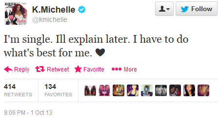 K Michelle And Lance Stephenson Michelle And Lance Stephenson Break Up k. michelle and lance ...
