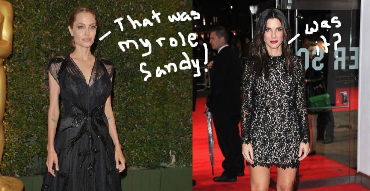 Angelina Jolie Hating on Sandra Bullock-1126-2