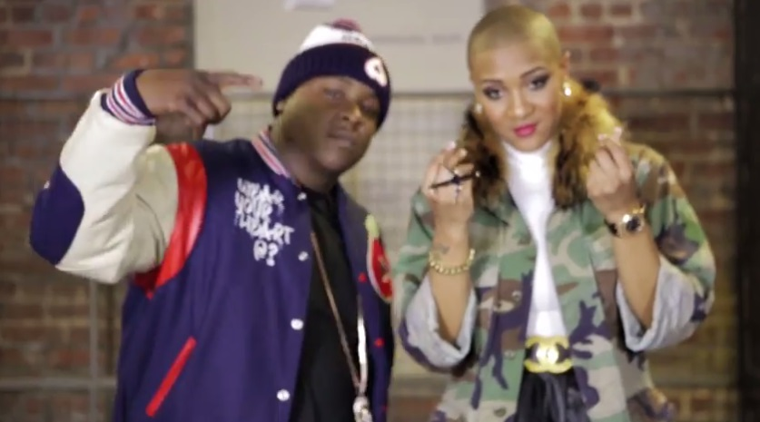 LHHNY's Nya Lee Drops Her New Music Video 'NY Money' Ft Jadakiss-1119-1