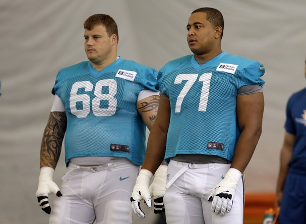 Miami Dolphins Release Statement Over NFL Bullying Scandal-1104-1