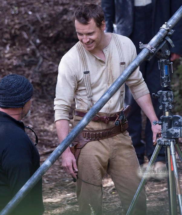 Michael fassbender angry over penis photo slow west 1111 1