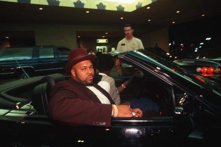 Suge Knight Threatening Walk of Fame for Tupac Star-1101-1