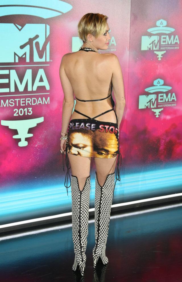 Mileys Ass 59