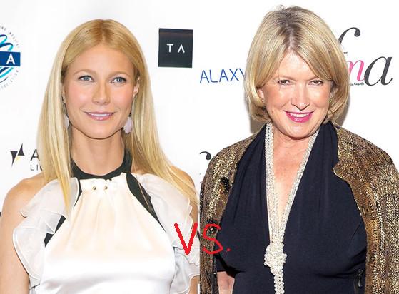 Martha Stewart Shades Gwyneth Paltrow-news-1219-2