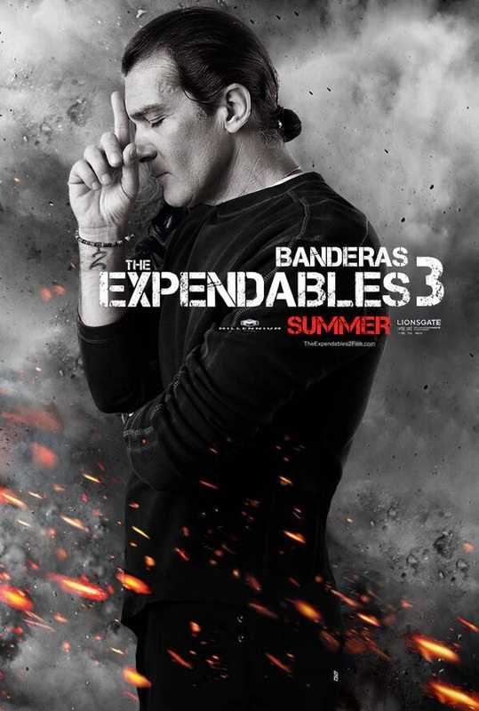 the expendables 3 solo posters and trailer celebnmusic247