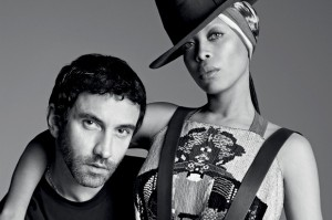 Riccardo-Tisci-Discusses-Erykah-Badu-As-New-Face-Of-Givenchy-0206-1