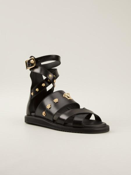 chad johnson loves versace gladiator sandals celebnmusic247. Black Bedroom Furniture Sets. Home Design Ideas