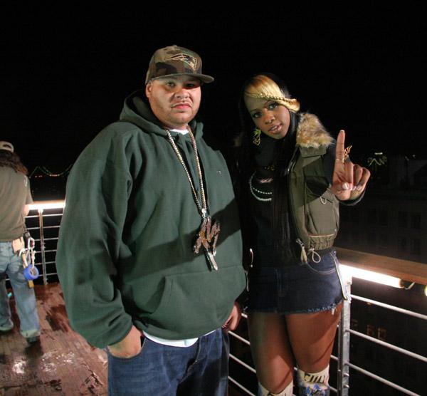 Fat Joe and Remy Martin