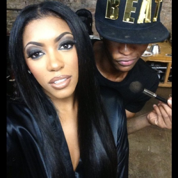Porsha williams without makeup