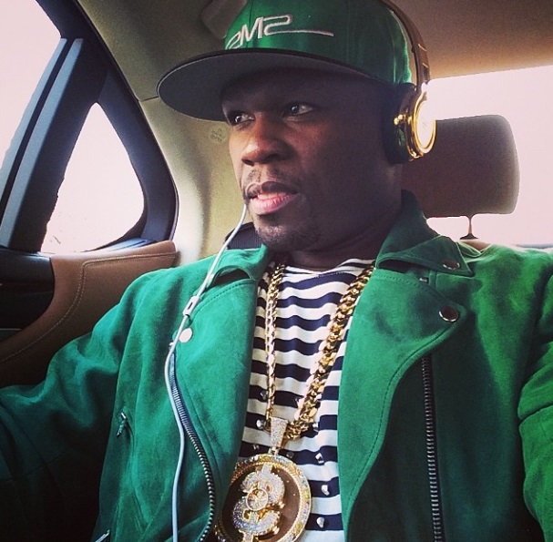 50 Cent Says Face Tattoos are NOT Gangster - Celebnmusic247