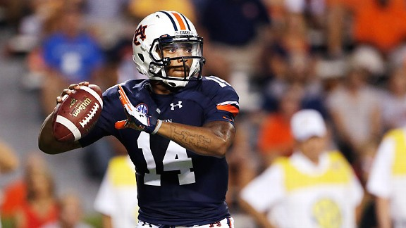 Auburn QB Nick Marshall-weed-possesssion-0711-1