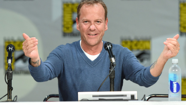 """24: Live Another Day"" Panel - Comic-Con International 2014"