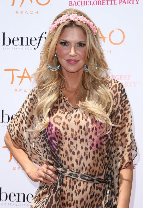Wendy Williams & Brandi Glanville host 'World's Largest Bachelorette Party'