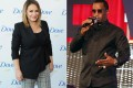 Diddy Donates 26K to Angie Martinez-1019-1