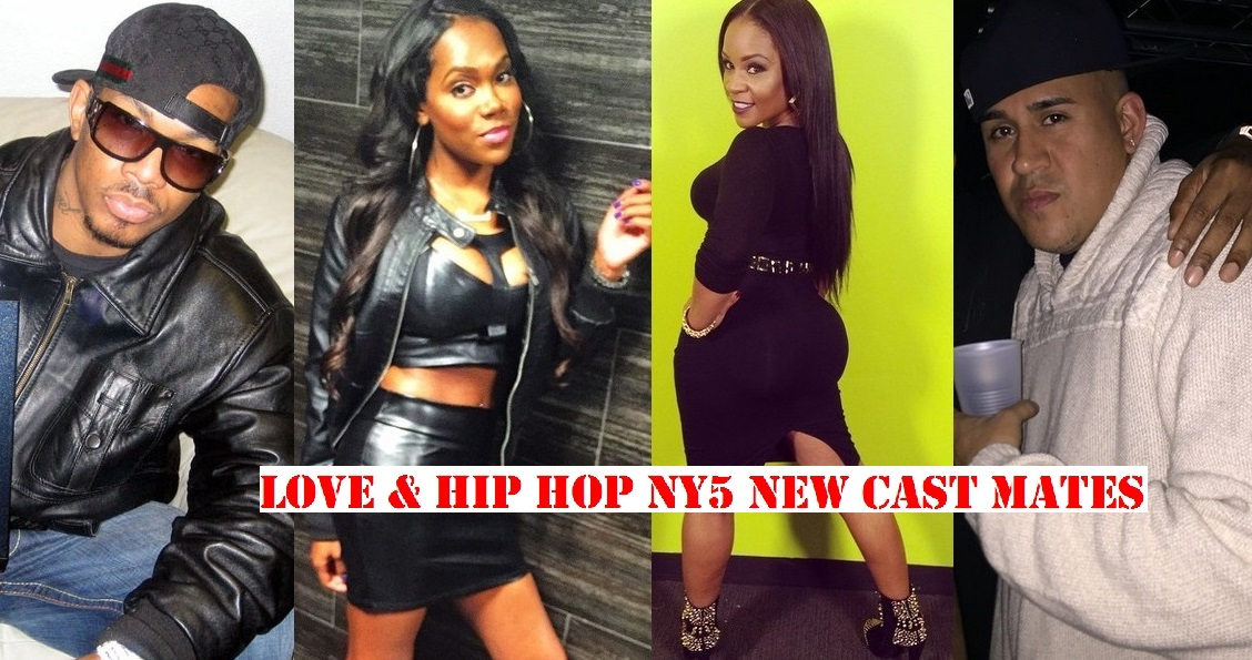 How Did Chrissy End Up With Married Man Chink Santana In ...  |Chink Santana Love And Hip Hop