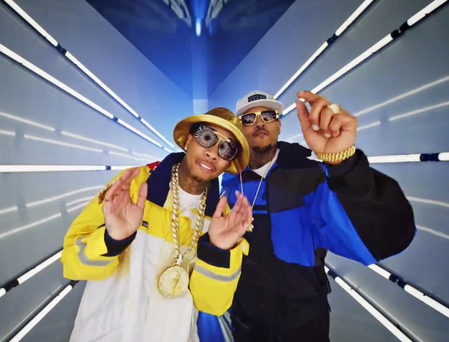 Chris Brown & Tyga Ayo Video