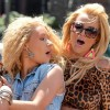 Iggy Azalea And Britney Spears 'Pretty Girls' Single BASHED-0503-1