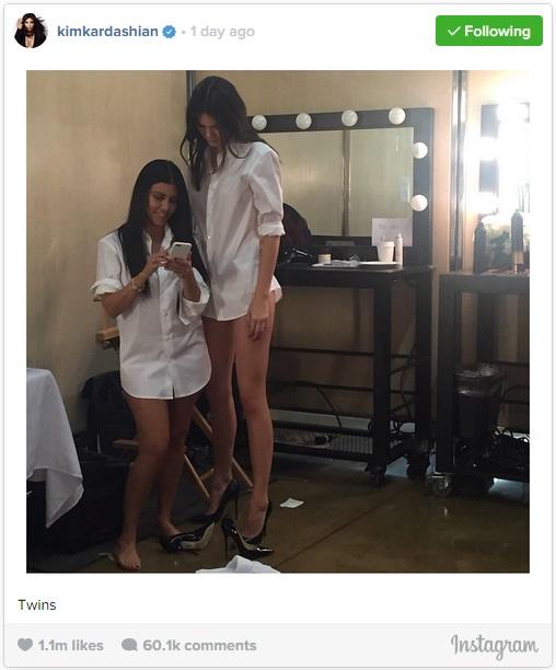 Kendall-Jenner-Towers-Over-Kourtney-Kardashian-0516-1